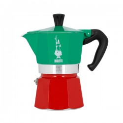 Bialetti Moka Express Italia 3 cup 150ml kafijas aparats