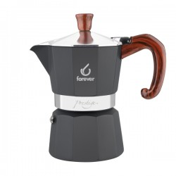 Forever Moka Prestige Radica 3tc coffee pot (Italy)
