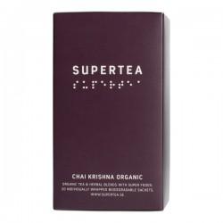 Teministeriet Supertea Chai Krishna Organic 20 Tea Bags