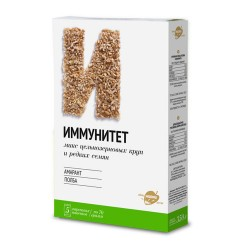 """Groats mixture """"Immunity"""" in boiling bags (5 x 70g) TM """"Lifestyle Altai"""""""