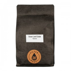 Dutch Barista - Myanmar Green Land Estate coffee beans 250g