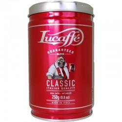 Кофейные бобы Lucaffe Classic 250г