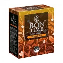"""""""BONTIME"""" black whole leaf tea 100g"""