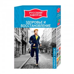 4 grain flakes Health and Recovery ТМ «Русский завтрак» 240 g