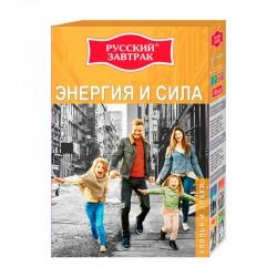 2 grain flakes Energy and power ТМ «Русский завтрак» 240 g
