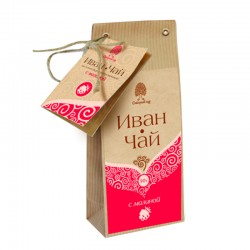 Siberian Ivan tea with raspberries 50g