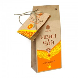 Siberian Ivan tea with buckthorn 50g