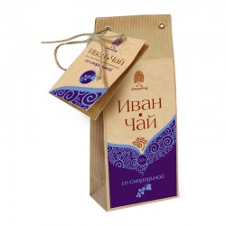 Siberian Ivan tea with black currants 50g