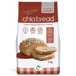 Chia bread mix Sukrin 1kg