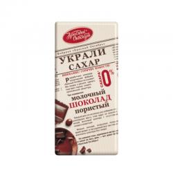 Шоколад молочный без сахара...