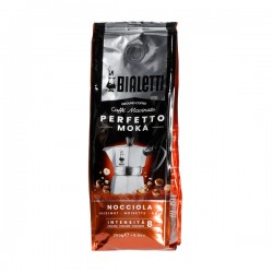 Flavored ground coffee...