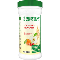 """Siberian fiber"" Health..."