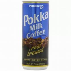 POKKA Milk Coffee drink...