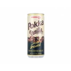 POKKA Vanilla drink with...