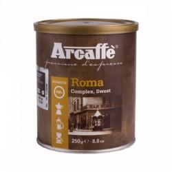 Молотый кофе Arcaffe Roma, 250 г