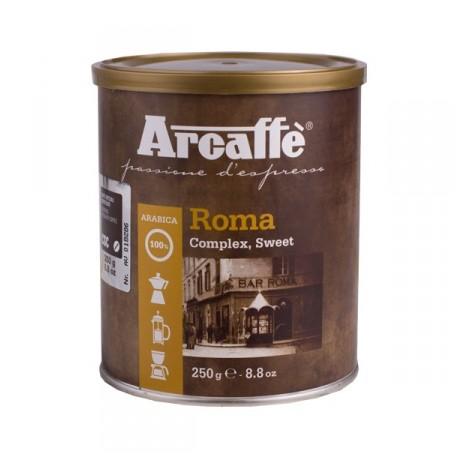 Ground coffee Arcaffe Roma, 250 g