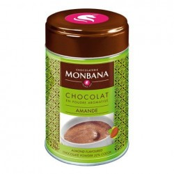 Monbana chocolate drink almond 250g