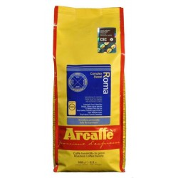 Coffee beans Arcaffe Roma 1kg