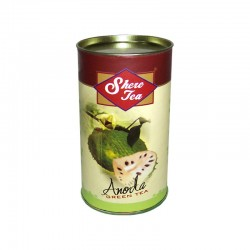Shere Green Tea Soursop 120g