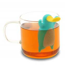 Tea infuser silicone Platypus