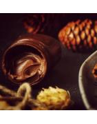 Nut and chocolate cream